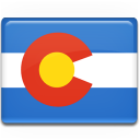 Colorado Flag icon