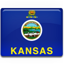 Kansas-Flag icon