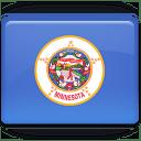 Minnesota-Flag icon