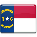 North Carolina Flag icon