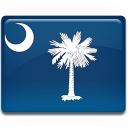 South Carolina Flag icon