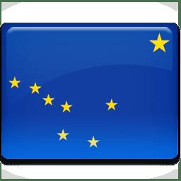 Alaska Flag icon