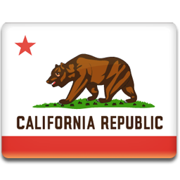 California Flag icon