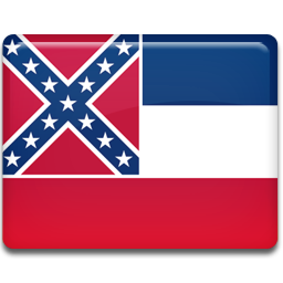 Mississippi Flag icon