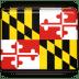 Maryland-Flag icon