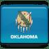 Oklahoma-Flag icon