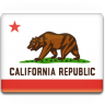 California-Flag icon