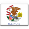 Illinois-Flag icon