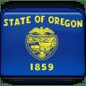 Oregon-Flag icon