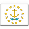 Rhode-Island-Flag icon