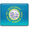 South-Dakota-Flag icon