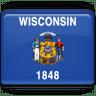 Wisconsin-Flag icon