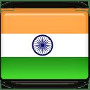 India Flag icon