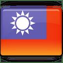 Taiwan Flag icon