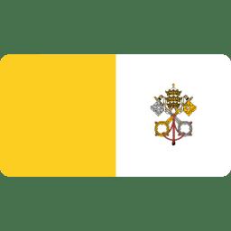 Vatican City Icon Flat Europe Flag Iconset Custom Icon Design