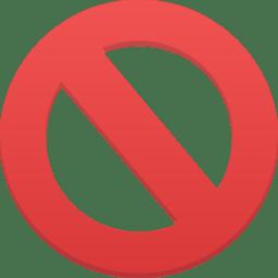 Cancel Icon Flatastic 1 Iconset Custom Icon Design