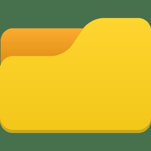 Folder Icon | Flatastic 1 Iconset | Custom Icon Design
