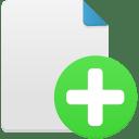 New-file icon