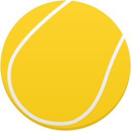 Sport tennis icon