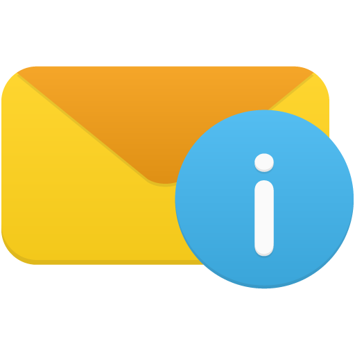 Email-info icon
