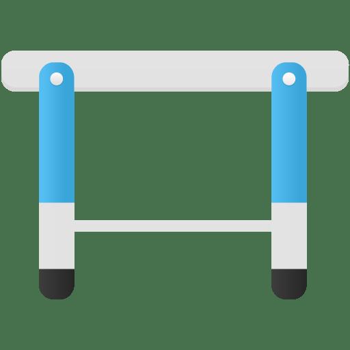 Sport-hurdle icon
