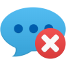 Comment-delete icon