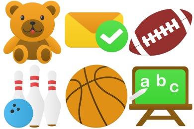 Flatastic 10 Icons