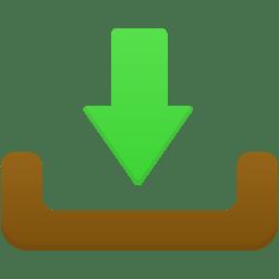 Mailbox receive message 2 icon