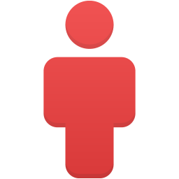 User red icon
