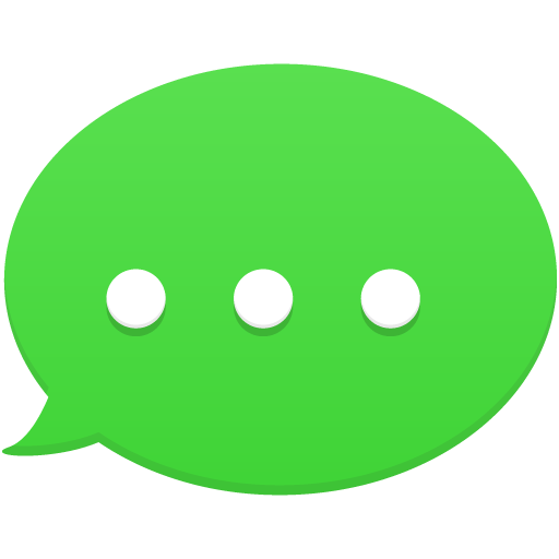 Text-message icon