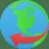 Globe-service icon