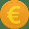 Coin-pound icon