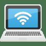 Laptop-wifi icon