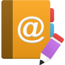 Addressbook edit icon