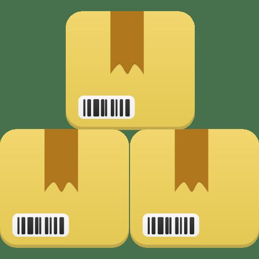 Inventory-maintenance icon