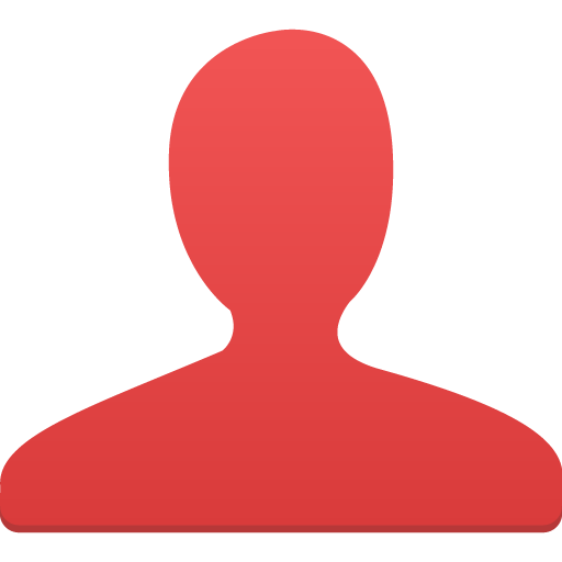 User-red icon