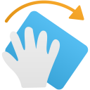 Rotate view tool icon