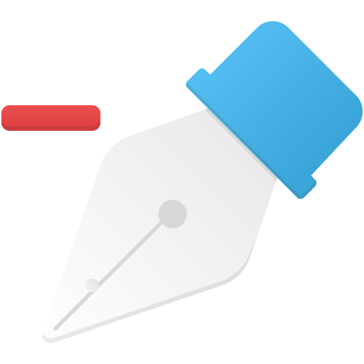 Delete-anchor-point-tool icon