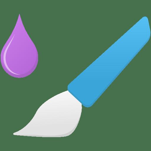 Mixer-brush-tool icon
