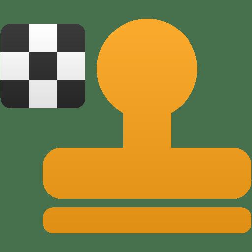 Pattern-stamp-tool icon