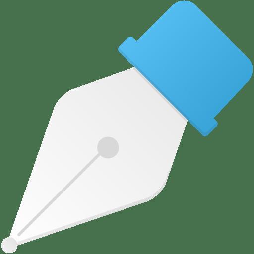 Pen-tool icon