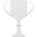 Cup silver icon