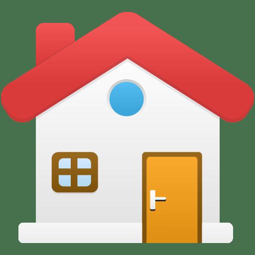 Home Icon   Flatastic 8 Iconset   Custom Icon Design
