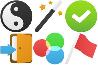 Flatastic 9 Icons