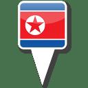 North Korea icon