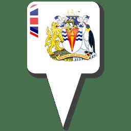 British Antarctic Territory icon