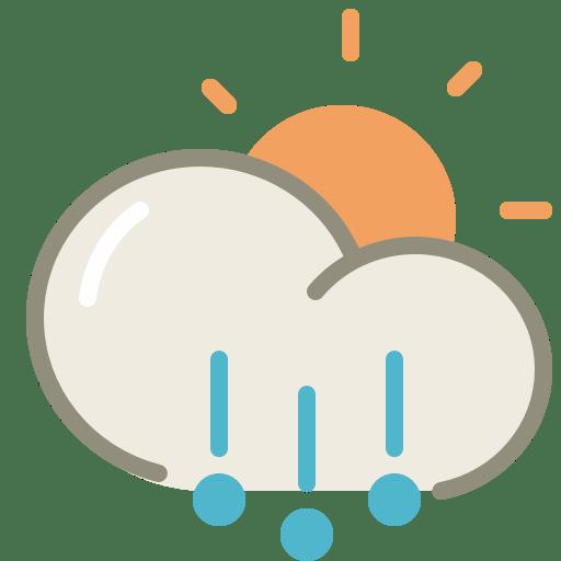 Hail-day icon