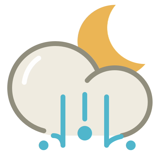 Lighthail night icon