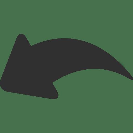 Arrow-undo icon