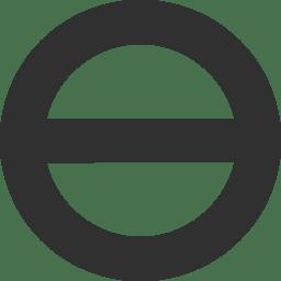 Prohibit icon
